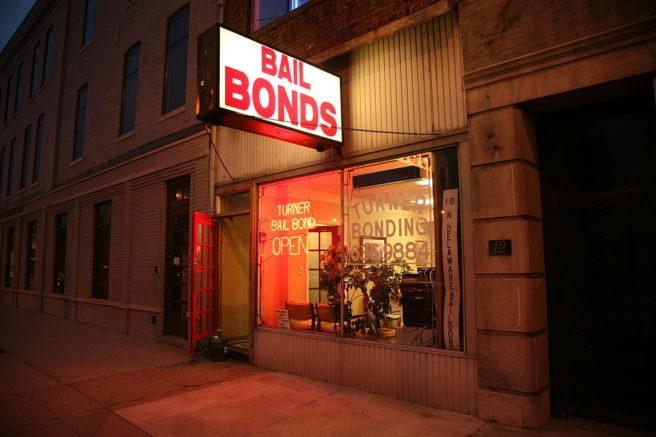Bail bonds.