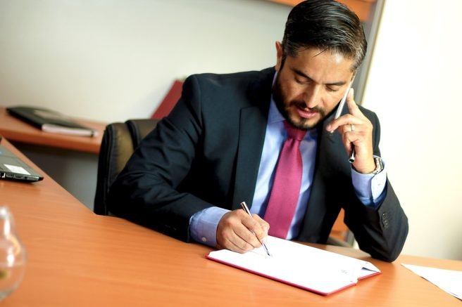 A lawyer.
